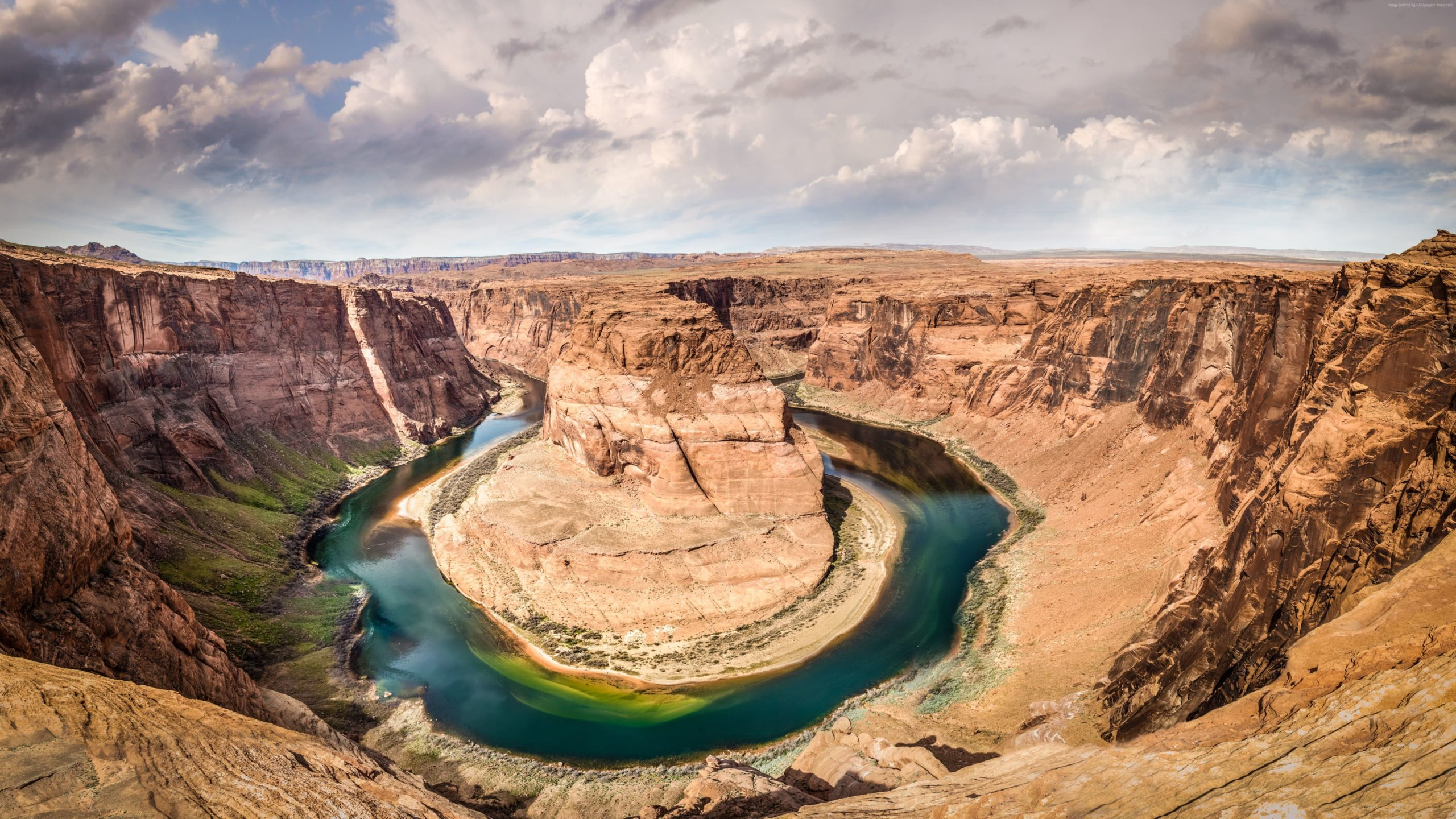 Horseshoe Bend, Аризона, США