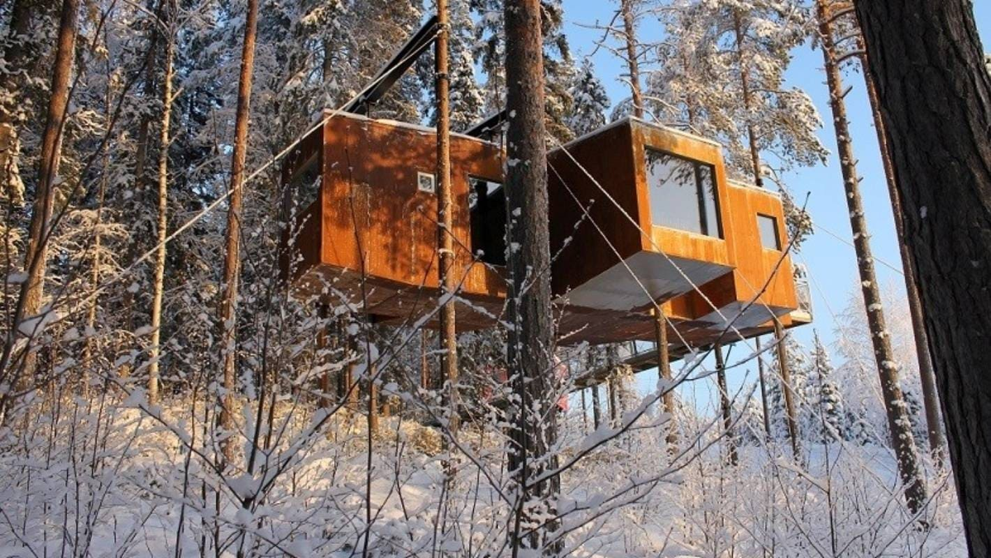 The Treehotel, Харадс